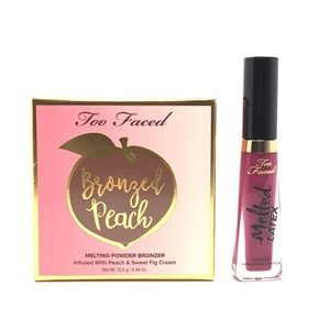 Too Faced Melting Powder Bronzer - Toasted Peach